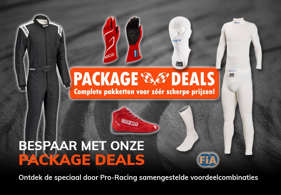 Pro-Racing Package Deals