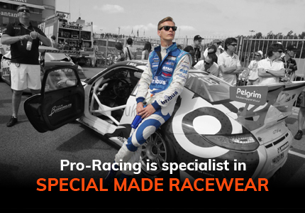 Special Made Racewear made by Pro-Racing
